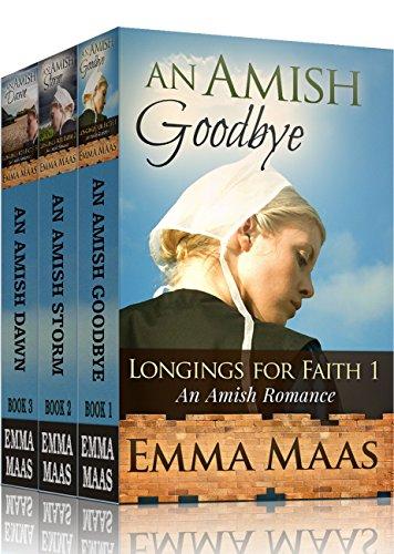Longings for Faith 1-3 Box Set