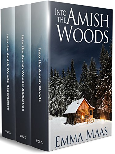 Into the Amish Woods Box Set: Amish Romance Suspense