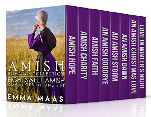 Amish Romance Collection: 8 book Sweet Amish Romance Box Set