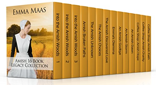 Emma's Amish 16 Book Box Set (Amish Suspense and Romance): 16 Clean Amish Stories